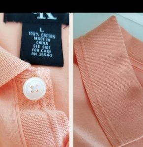 SALE💥Calvin Klein Peach Polo